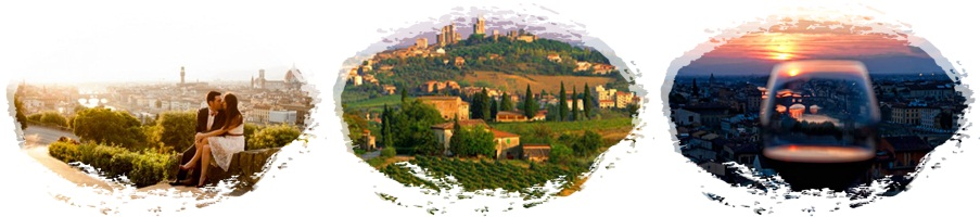 Private transfers in Tuscany